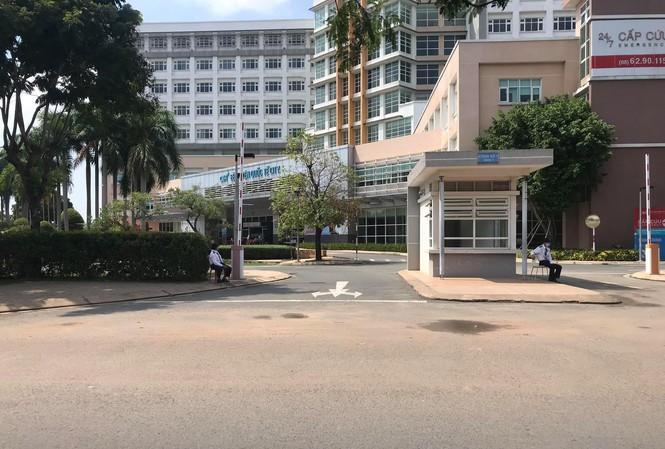Bệnh viện Quốc tế City ngưng tiếp nhận người bệnh