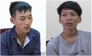 2 thanh niên 10x nghiện game rủ nhau mang dao đi cướp tài sản