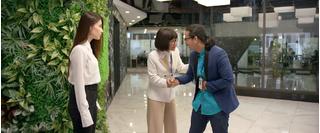 'Tình yêu và tham vọng' tập 39: Linh bị 'gài bẫy' phục vụ từ A-Z cho chủ đầu tư