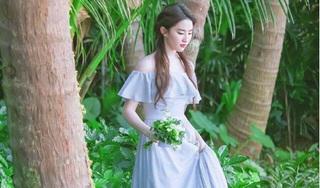 Ảnh hiếm lột tả nhan sắc 'thần tiên tỷ tỷ' của Lưu Diệc Phi khi làm phù dâu