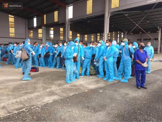 Hơn 100 bệnh nhân Covid-19 từ Guinea Xích đạo sẽ hạ cánh tại Nội Bài vào chiều nay