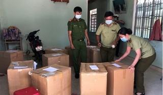 Phát hiện 24.000 khẩu trang y tế không rõ nguồn gốc tại Đà Nẵng