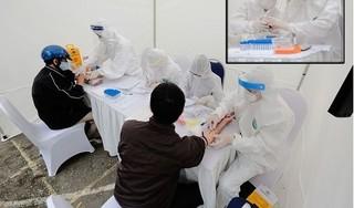 Hà Nội test nhanh Covid-19 với 21.000 người về từ Đà Nẵng