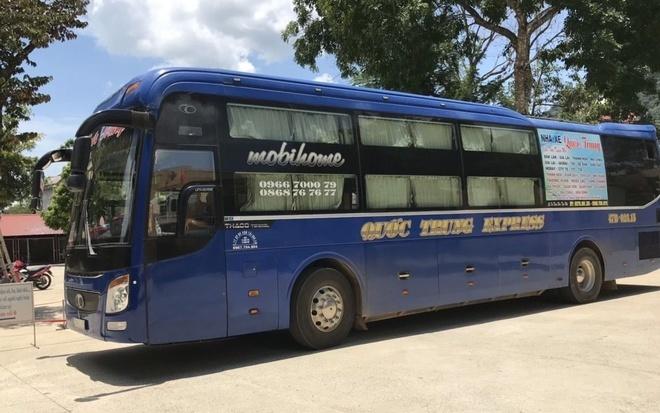 Thanh Hóa cách ly 15 người đi trên xe khách chở nữ sinh nhiễm Covid-19