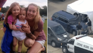 Mỹ: Mẹ sốc thuốc phiện chết trong xe, 2 con gái tử vong vì sốc nhiệt