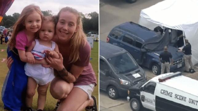 Mỹ: Mẹ sốc thuốc phiện chết trong xe, 2 con gái tử vong cùng vì sốc nhiệt