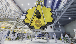 NASA lùi lịch phóng kính viễn vọng mạnh nhất thế giới vì ảnh hưởng dịch Covid-19