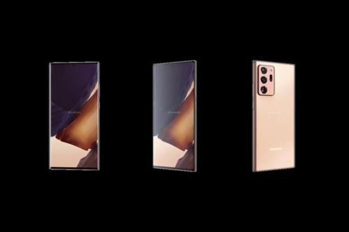 Hé lộ cấu hình Samsung Galaxy Note20