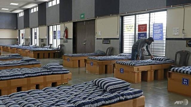 Người đàn ông Ấn Độ biến văn phòng 2.800 mét vuông  thành cơ sở điều trị Covid-19 miễn phí
