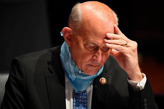 Bộ trưởng Tư pháp Mỹ phải cách ly vì nghị sỹ mắc Covid-19