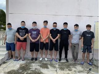 Bắt 3 người Việt giúp 8 người Trung Quốc xuất cảnh trái phép sang Campuchia