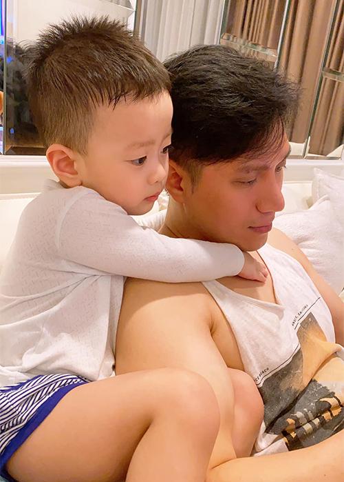 Diễn viên Việt Anh lần đầu chia sẻ những áp lực hậu ly hôn lần 2