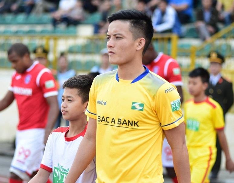 CLB SLNA đón loạt tin vui trước vòng 12 V.League