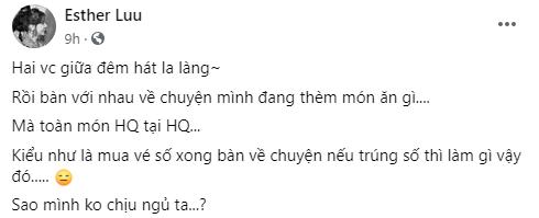 Trấn Thành than thở: 'Cùng ăn như nhau nhưng Hari Won thì ốm còn mỗi mình mập'