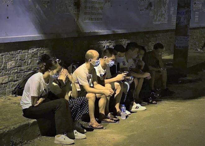 11 người Trung Quốc nghi nhập cảnh trái phép vào TP. HCM