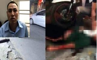 Lộ nguyên nhân cô gái bị bạn trai đâm trọng thương trên đường phố Hà Nội
