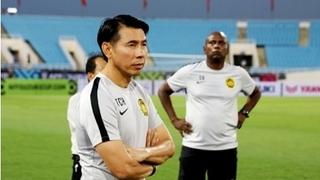 HLV Tan Cheng Hoe lại than phiền trước trận gặp Việt Nam