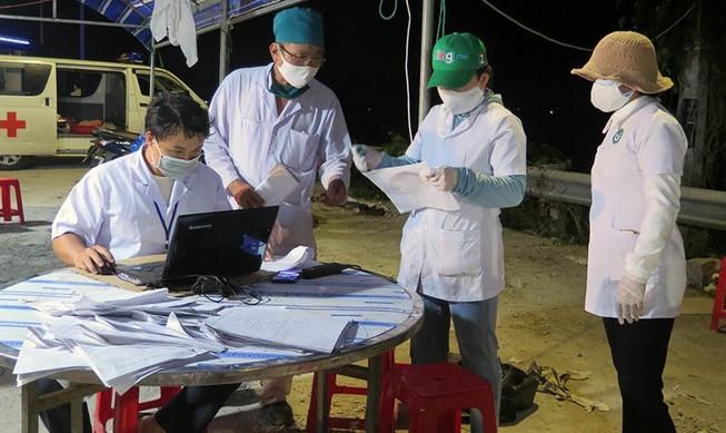 22 người khám, thăm bệnh từ Đà Nẵng trở về Phú Yên nhưng không khai báo