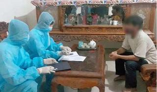 Nghệ An lấy mẫu xét nghiệm nữ sinh về từ Đà Nẵng bị sốt, ho khan