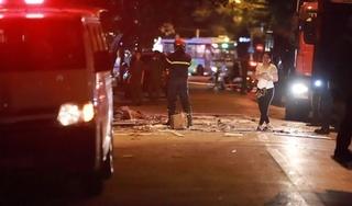 Hà Nội: Giàn giáo bất ngờ sập đổ, 3 người tử vong