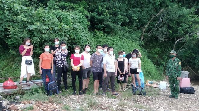 Quảng Ninh bắt 16 đối tượng nhập cảnh trái phép vào Việt Nam