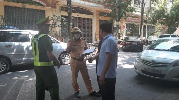 Tài xế tự xưng là cán bộ Ban Nội chính Tỉnh ủy Bắc Ninh để hù dọa sau tai nạn