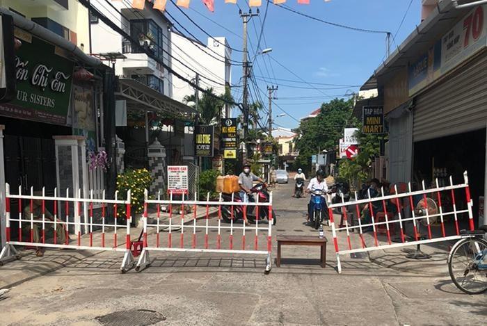 Cách ly xã hội thêm 5 huyện, thị xã ở Quảng Nam từ 1/8