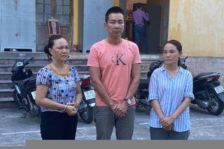 3 chị em từ Hải Phòng vào Thanh Hóa 'dàn cảnh' trộm cắp hơn 100 triệu đồng