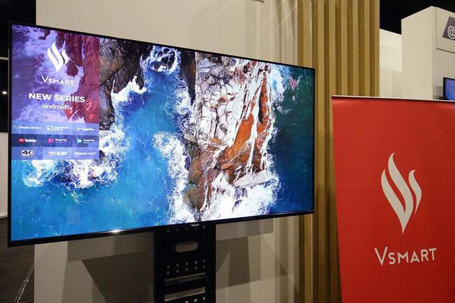 TV VinSmart chạy Android