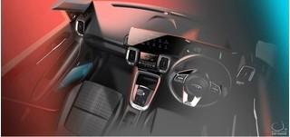 Hé lộ nội thất hiện đại của Kia Sonet 2021
