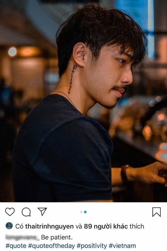 Bạn trai tin đồn của Thái Trinh