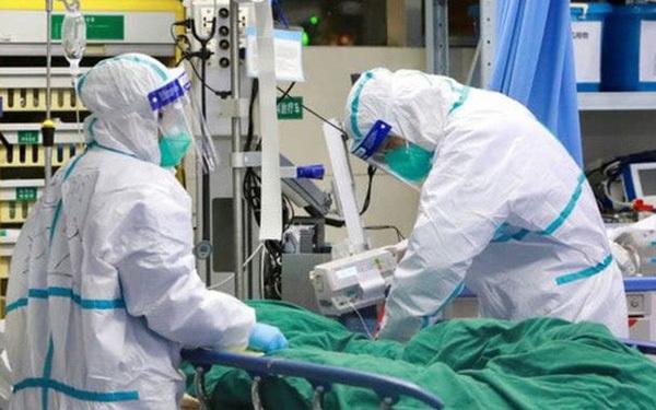 Bệnh nhân 437 mắc Covid-19 chuyển biến nặng, tiên lượng rất xấu
