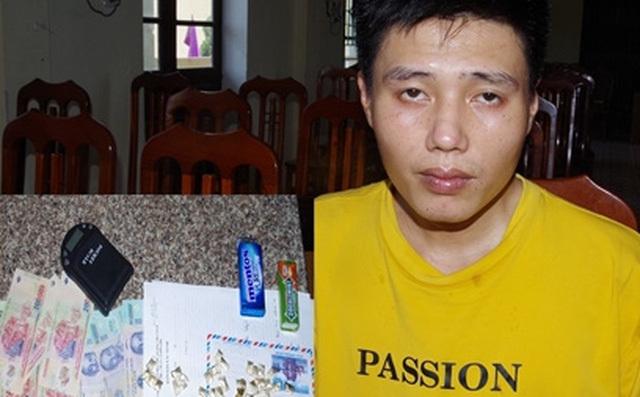 Bắt đối tượng Hà Nam mua ma túy từ Nam Định bán kiếm lời