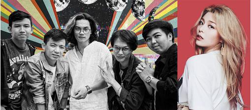 Chillies đại diện Việt Nam tham gia dự án âm nhạc quốc tế chống dịch Covid-19