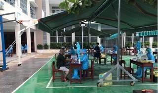 Đà Nẵng lấy mẫu xét nghiệm Covid-19 cho khoảng 3.000 người gần 3 bệnh viện