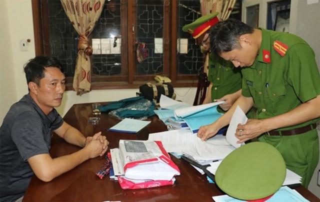 Nghệ An: Khởi tố Quyền trưởng phòng Ban dân tộc tỉnh