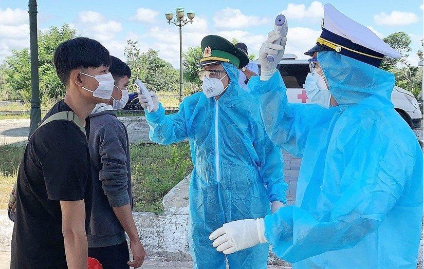 Kết quả xét nghiệm 288 sinh viên Lào cách ly ở Quảng Nam