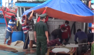 Lặn bắt hải sản, một ngư dân ở Quảng Ngãi tử vong