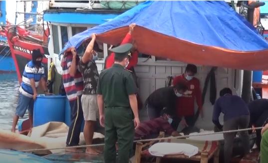 Lặn hải sản, một ngư dân ở Quảng Ngãi tử vong
