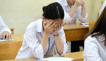 Quảng Ngãi có 11 thí sinh F1, F2 sẽ dự thi tốt nghiệp THPT đợt 2
