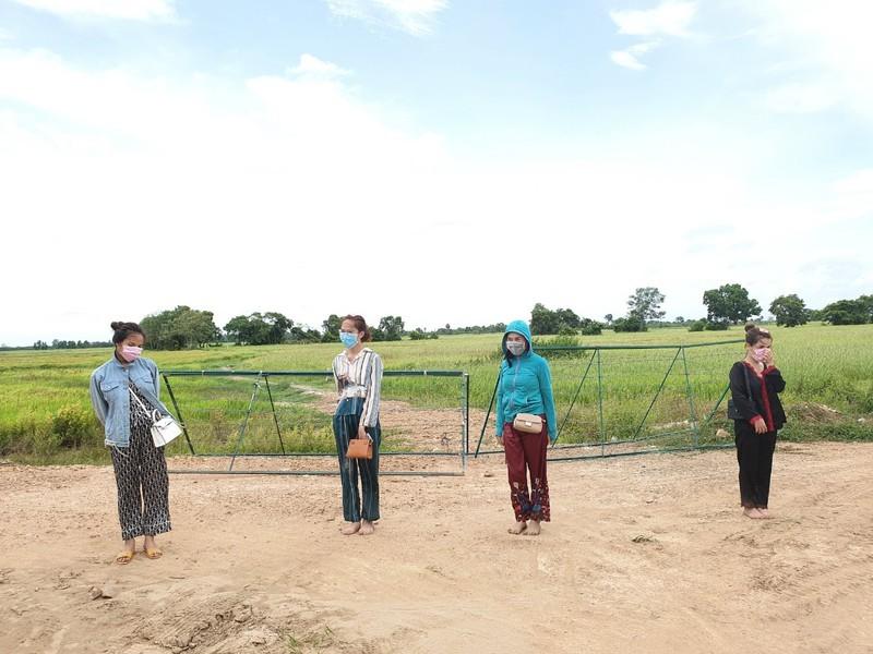 Kiên Giang phát hiện thêm 4 người vượt biên trái phép từ Campuchia vào Việt Nam