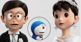 Stand By Me Doraemon 2, cuối cùng Nobita – Shizuka cũng chịu kết hôn