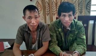 Bị vây bắt, hai đối tượng buôn ma túy cầm dao chống trả quyết liệt