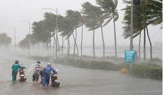 Áp thấp nhiệt đới ở Biển Đông đang mạnh lên, có khả năng thành bão