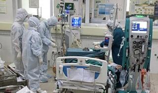 12 bệnh nhân Covid-19 diễn biến nguy kịch rất nhanh