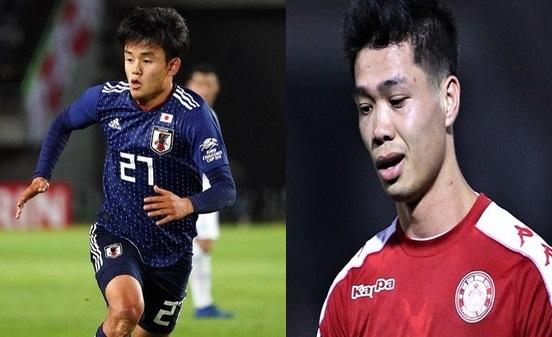 Messi Nhật Bản Takefusa Kubo có giá trị gấp 150 lần Công Phượng