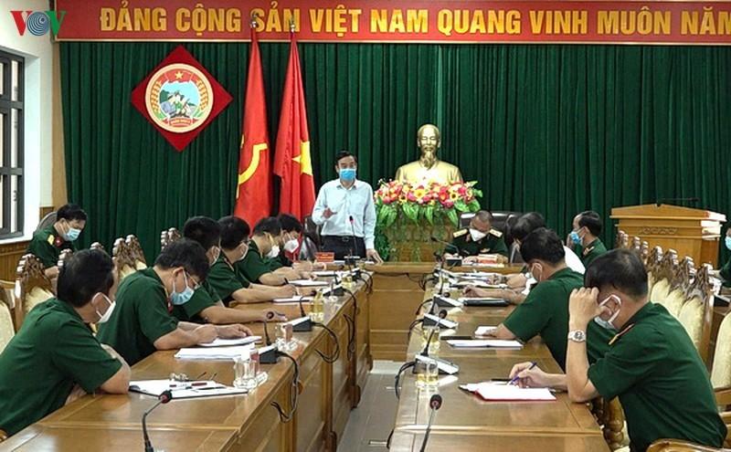 Bộ Quốc phòng tăng cường hỗ trợ TP Đà Nẵng xét nghiệm Covid-19
