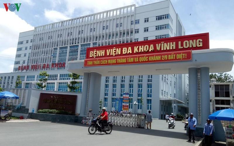 9 người tiếp theo bị cách ly do liên quan bệnh nhân 450 tại BVĐK tỉnh Vĩnh Long