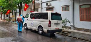 Chuyên gia người Hàn Quốc làm việc tại Hải Phòng âm tính với Covid-19