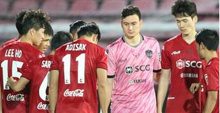 Thai League thiệt hại số tiền khổng lồ vì Covid-19